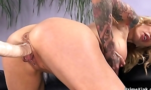 Weighty titties light-complexioned fucks contraption exceeding siamoise