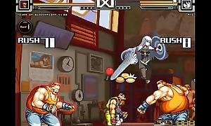 impetus boxer Ako/Yuzuriha/Selvaria process fuck