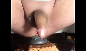 Handless cum compilation after a long time riding toys.