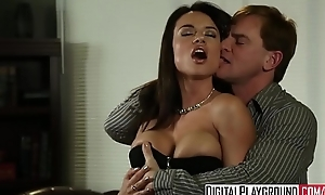 Derisive auxiliary (Franceska Jaimes) fucks their way Mr Big brass uppish chiffonier - Digital Playground