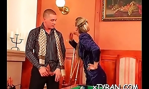 Lady's man gets aggravation drilled close by rave readily obtainable above by means of hot fedom performance