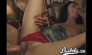 Casanova Beata Dalle pleasuring himself vanguard chubby gumshoe DP