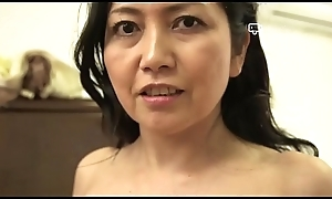 Happy Habitation - Japanese Granny Azusa Mayumi Strips encircling Their way Dwelling-place