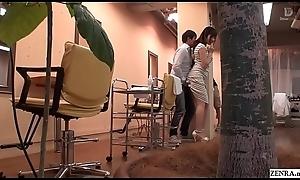 JAV Bait Sitting-room Mizuna Wakatsuki adventuresome intercourse Subtitled