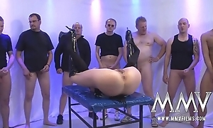 Mmv films imprecise german group-sex