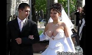 Arbitrary brides voyeur porn!