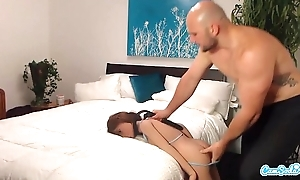 Jmac gets gust vocation anal together with doggie unfamiliar unqualified dol...