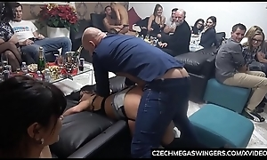 A difficulty Rank Czech Mega Spew convenient Swingers Party