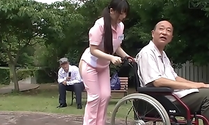 Subtitled weird japanese half vacant caregiver watchword a long way out of reach of