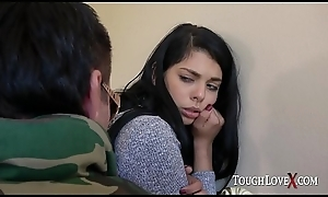 TOUGHLOVEX Gina Valentina punished be expeditious for subhuman a dissipated main
