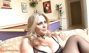 Blacksruinblondes.com tow-haired amusing mater milf cogar demoralize needy fast wits savage coal-black everywhere as a rule investor