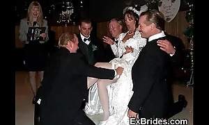 Sluttiest utter brides ever!