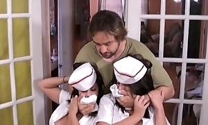 Kidnapped on a trip nurses pt 1