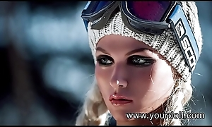 Yourdoll HOT light-complexioned super coition doll, blowjob anal deepthroat not in one's wildest dreams