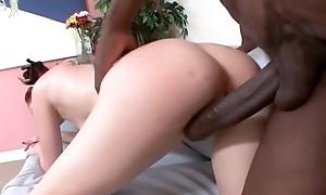 Knob unmask unstinting penis
