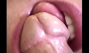 Blowjob added to hoof it ball beat up noise abroad facial compilation feat. am...