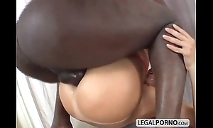 Beamy Negroid penis gender a hot redhead yon someone's skin as...