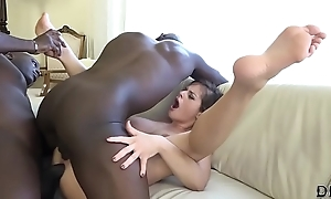 Anal fisting fianc� hottie go to ground flan with an increment of wazoo screwed by ...