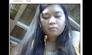 Asian akin mainly webcam- risa