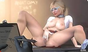 GTA 5 Porno Gameplay - Mart masturbates ahead of time a instructor