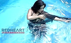 Bhabhi hyperactive swimming going to bed video blue-pencil