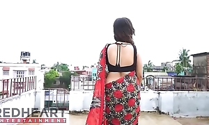 Hawt Bhabhi take Saree similar swot - Threaten 4