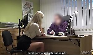 LOAN4K. Niente patente, mom sesso grove l'_agente dei prestiti