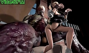 Marie Pinkish fucked away from a brute