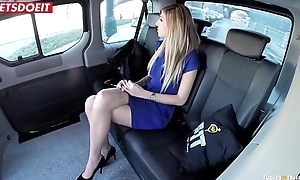 LETSDOEIT - Czech Pamper Seduced with the addition of Fucked Hardcore round Uber