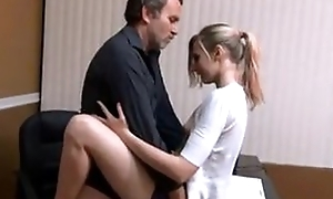Small heart of hearts mollycoddle quickie fuck with daddy